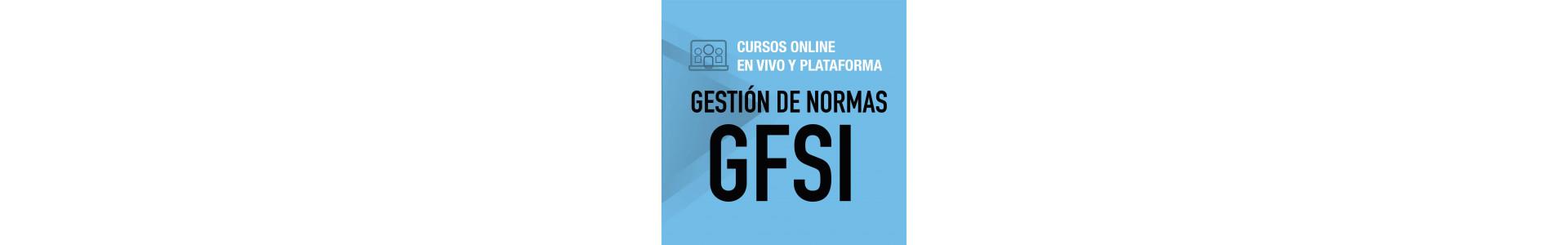 Cursos online | Gestión de normas GFSI