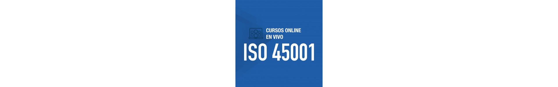 Cursos ISO 45001