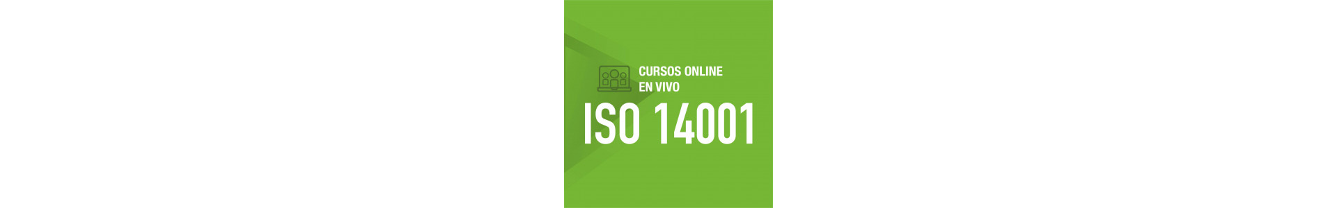 Cursos online | ISO 14001