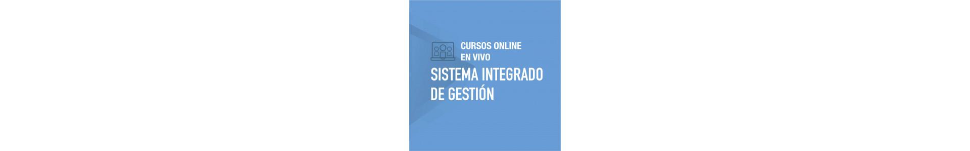 SIG-Sistemas Integrados de Gestión