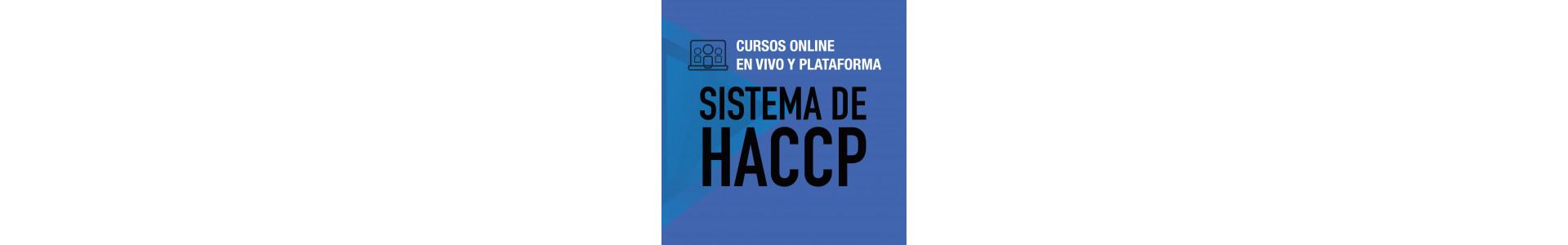 Cursos online | HACCP, sistemas de inocuidad